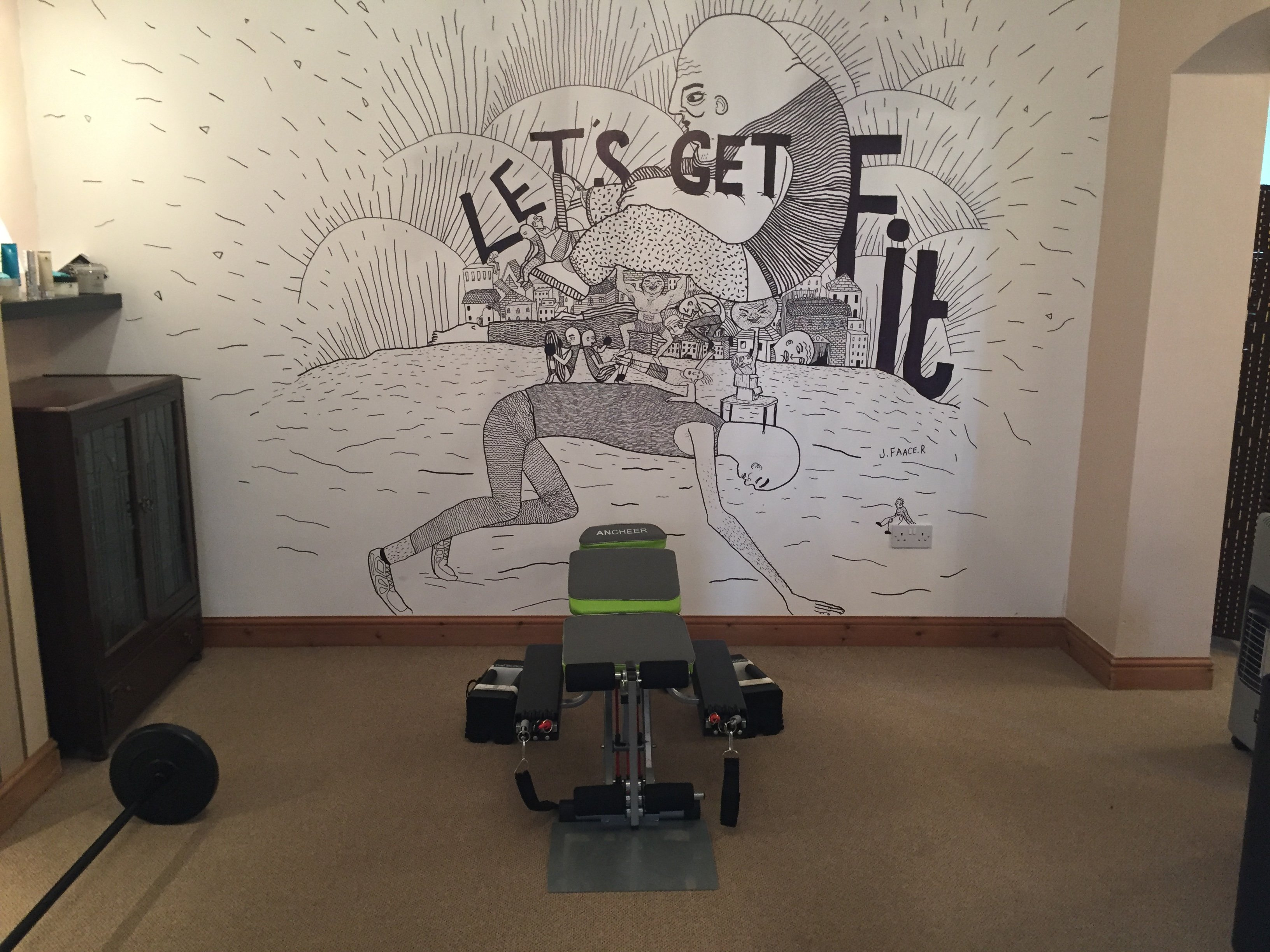 personal trainer studio in Scarborough