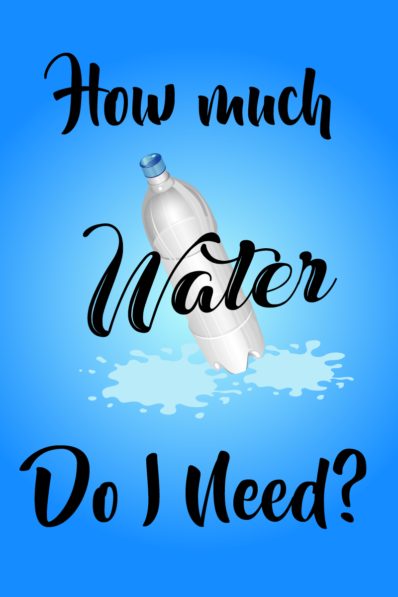 How Much Water Do I Need to Drink