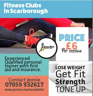 Fitness Club in Scarborough