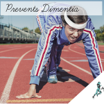 Physical Fitness Helps Prevent Dementia
