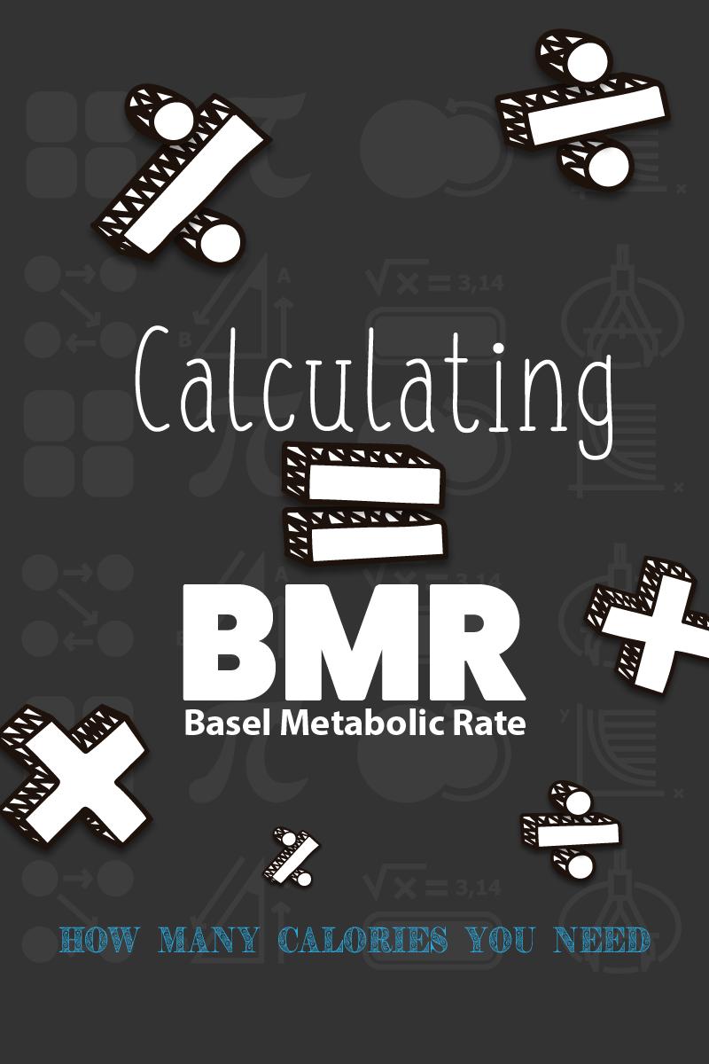 Harris-Benedict Formula Calculating BMR